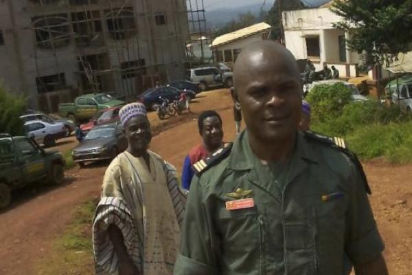 CAMEROUN: SÉCURITÉ: Le Noun a un nouveau Commandant de Compagnie.
