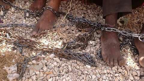 NON à l'esclavagisme !