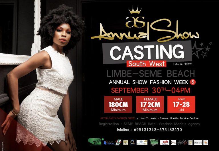 Douala, capitale de la mode africaine le temps de l'événement Annual Show.