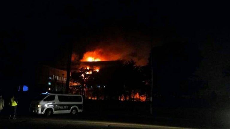 CAMEROUN: Incendie de l'Assemblée Nationale: Que s'est-il réellement passé?