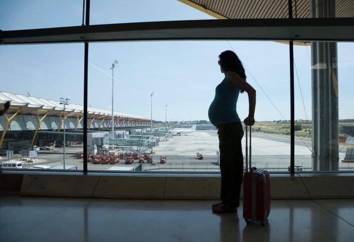 Conseils : 4 choses à éviter lorsque vous voyagez avec une grossesse.