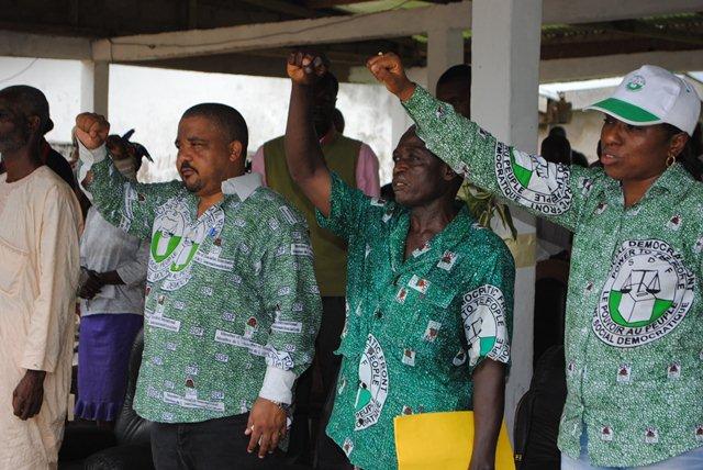 CAMEROUN: Le SDF vers une politique très fédéraliste.