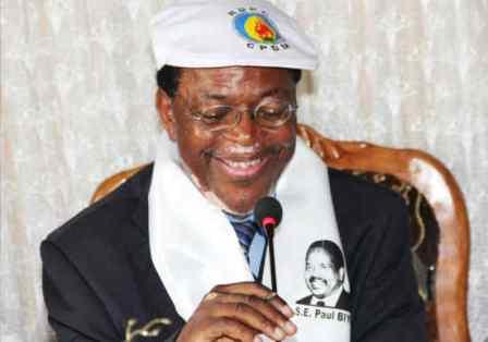 Politique : Voici pourquoi Jean Nkueté vient dans le Noun !
