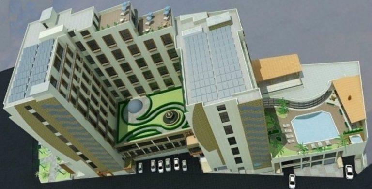 Le Cameroun aura bientôt son deuxième hôtel 5 étoiles à Douala.