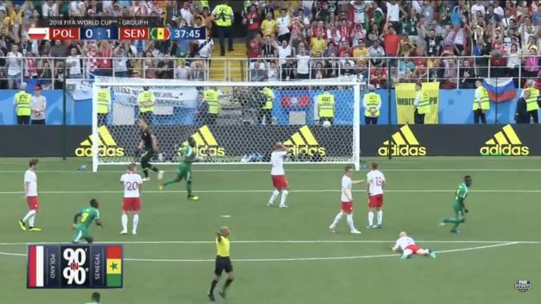 FOOTBALL : MONDIAL RUSSIE 2018 : Le SÉNÉGAL sauve enfin l'honneur de tout un continent.
