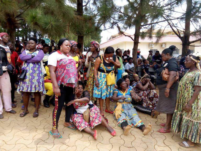 CAMEROUN : UN GENDARME ABAT UN CHAUFFEUR À L'OUEST.
