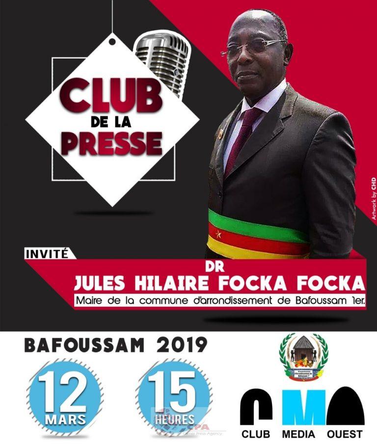 ÉLECTIONS MUNICIPALES AU CAMEROUN : JULES HILAIRE FOCKA FOCKA  CANDIDAT POUR LES PROCHAINES ÉCHÉANCES : « JE SERAI CANDIDAT ! »