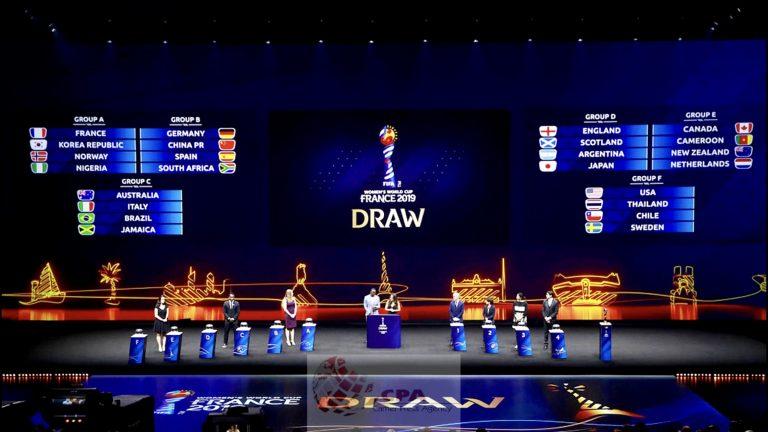 COUPE DU MONDE FÉMININE DE FOOTBALL: FRANCE 2019: LA FIFA AUGMENTE LA CONTRIBUTION FINANCIÈRE.