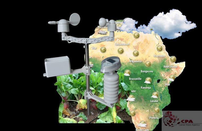 CAMEROUN : UNE STARTUP LANCE UN PROJET D'EQUIPEMENT DES COMMUNES DE STATIONS CLIMATO-AGRICOLES