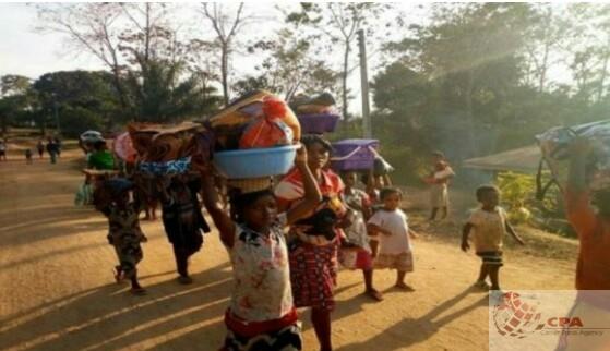 CAMEROUN : CRISE ANGLOPHONE : PRÈS DE 42.000 DÉPLACÉS INTERNES À L'OUEST.