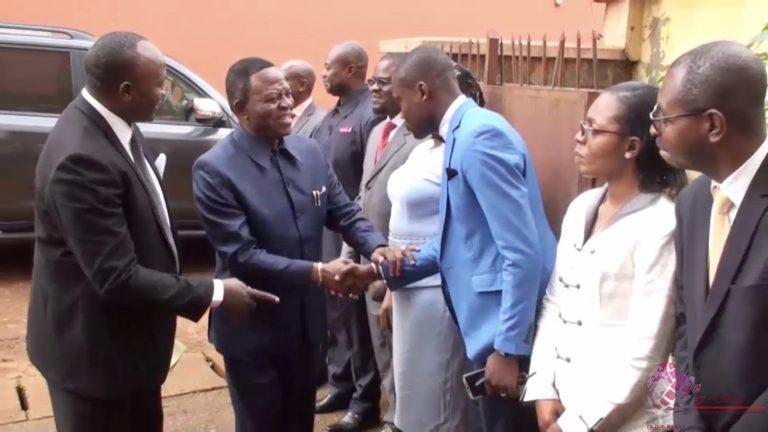 CAMEROUN : VISITE DE TRAVAIL DU DIRECTEUR GÉNÉRAL DES ÉLECTIONS À L'OUEST
