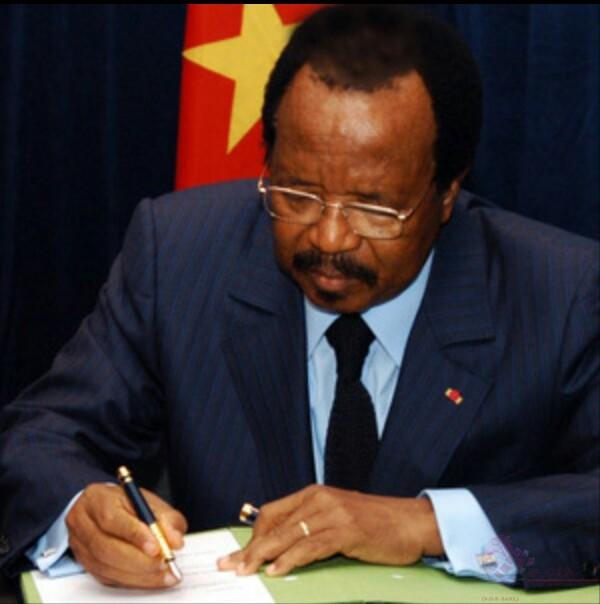 CAMEROUN : PAUL BIYA NOMME DES NOUVEAUX RESPONSABLES DANS CERTAINES UNIVERSITÉS.