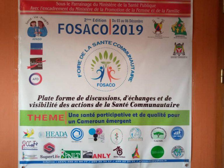 FOSACO 2019 : La deuxième édition s'ouvre aux visiteurs à Yaoundé.