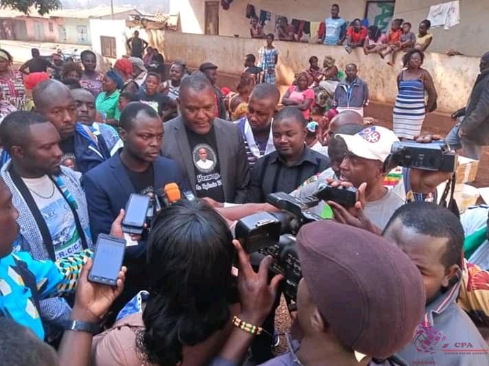 CAMPAGNE ÉLECTORALE DU 09 FÉVRIER PROCHAIN : BOYCOTTEURS ET PARTICIPANTS S'ACTIVENT À BAFOUSSAM!