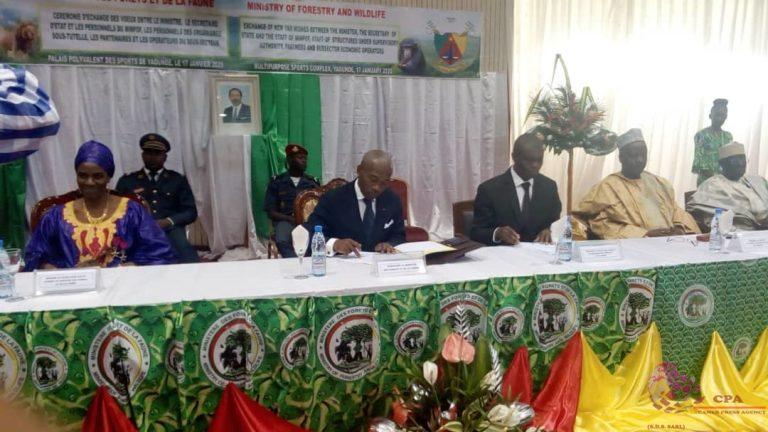 CAMEROUN : Ressources forestières et fauniques 2020 : Le MINFOF dresse son nouveau plan d'action.