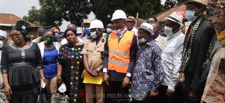 CAMEROUN : La Commune de Yaoundé 5 lance l'opération «un carrefour, une toilette publique».