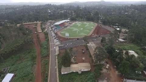 CAMEROUN : CHAN 2021/CAN 2022 : TRAVERSÉE URBAINE DE BAFOUSSAM À PROBLÈME