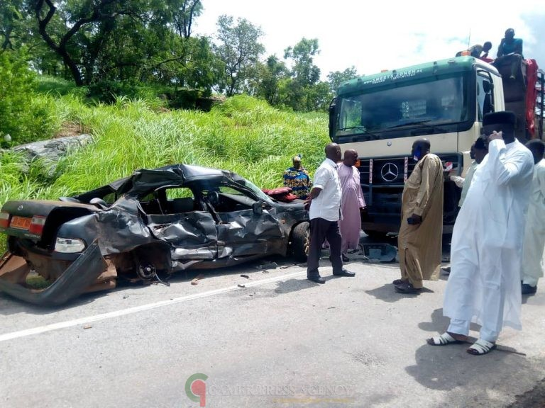 Cameroun / Accident de circulation : L'honorable Harouna Bougue n'est plus!