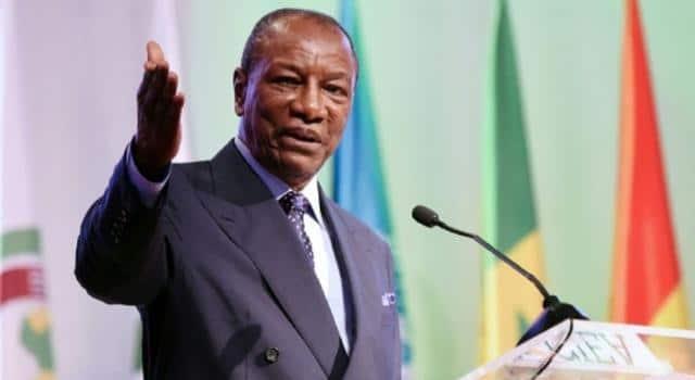 GUINEE : Alpha Condé en lice pour un troisième mandat