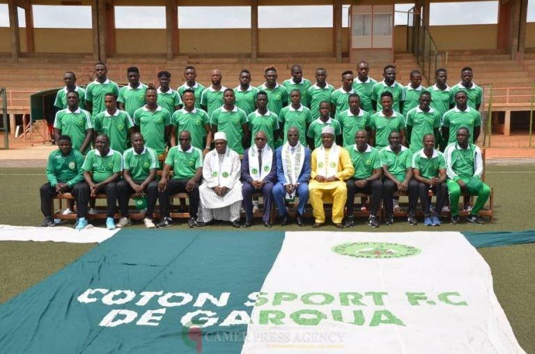 Football / Coton Sport de Garoua : Signature de contrat de deux nouveaux joueurs.